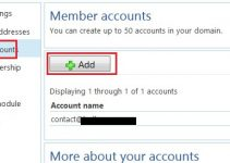 Setup Your Domain Email Address With Windows Live
