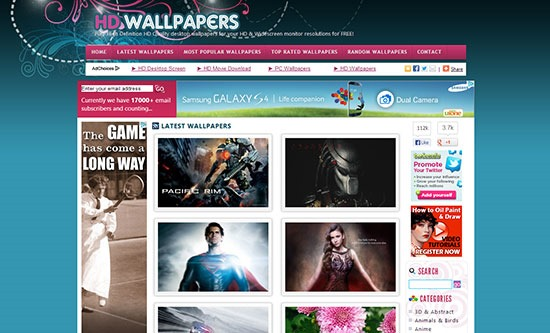 5 Amazing Sites to Download HD Wallpaper For Desktop & Mobile
