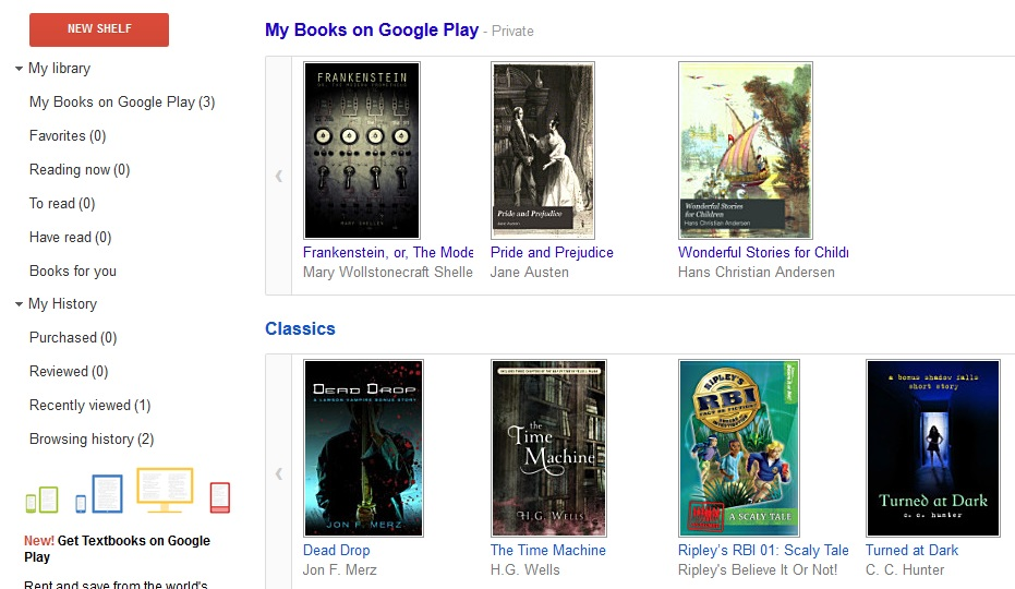 Read Books Online For Free With Google Books