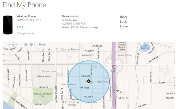 Guide to Find Your Lost Windows Phone With Find My Phone Service