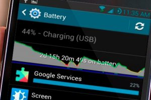 Increase Battery Life on Android 4.4 KitKat