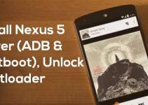 Nexus-5-driver-unlock-bootloader