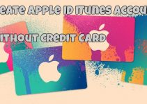 iTunes Account Without Credit Card
