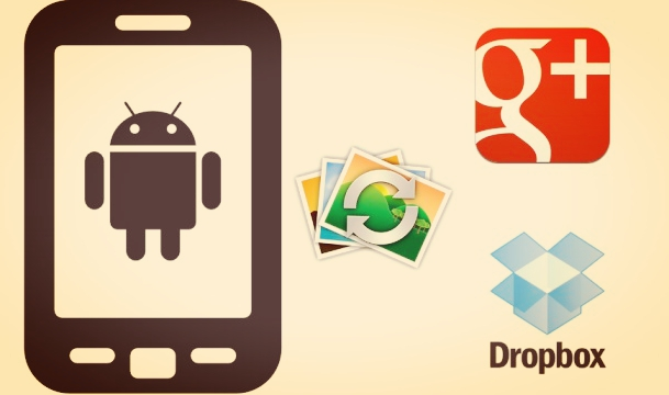 Backup Your Android Pictures to Google Plus and Dropbox Cloud Storage