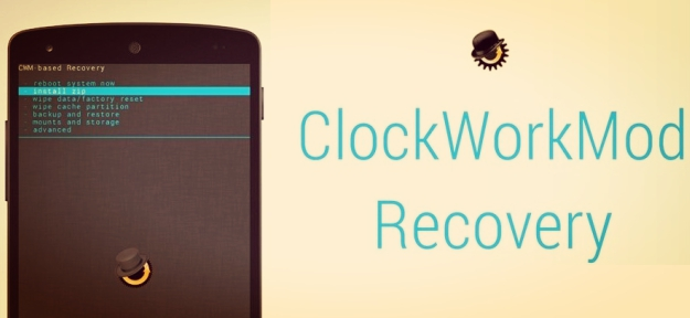 Install CWM Recovery On Any Android