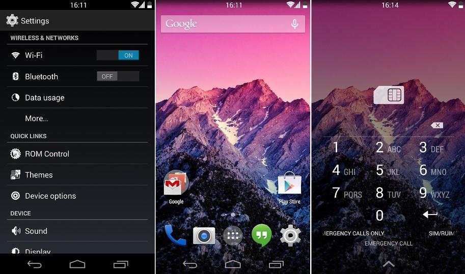 Nexus 5 Theme