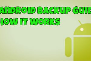 Nandroid Backup Guide
