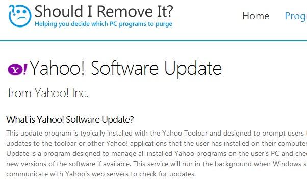 Should I Remove it App info