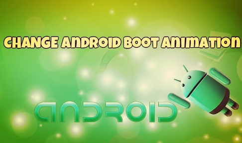 Android Boot Animation