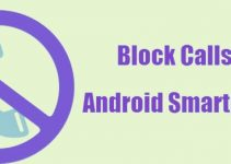 Block Phone call on Android