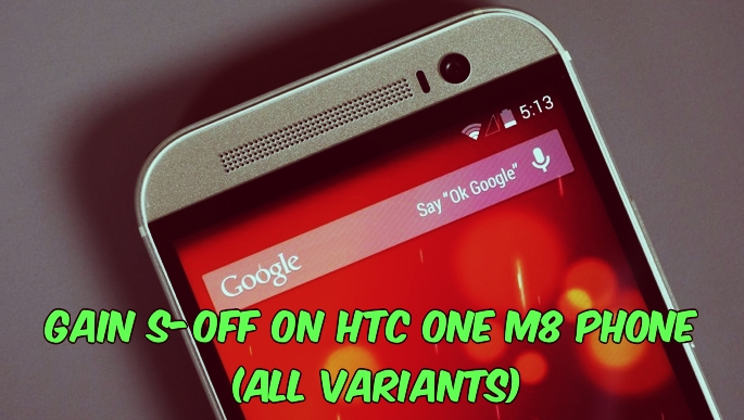 S OFF HTC ONE M8