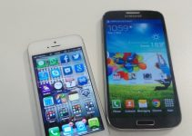 Transfer content from your iPhone to Galaxy S5