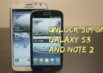Unlock SIM on Galaxy S3 and Note 2
