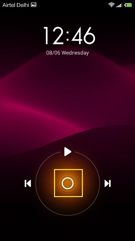 Music-player-mi3-lockscreen