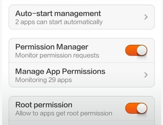 Redmi1s-Root-Permission