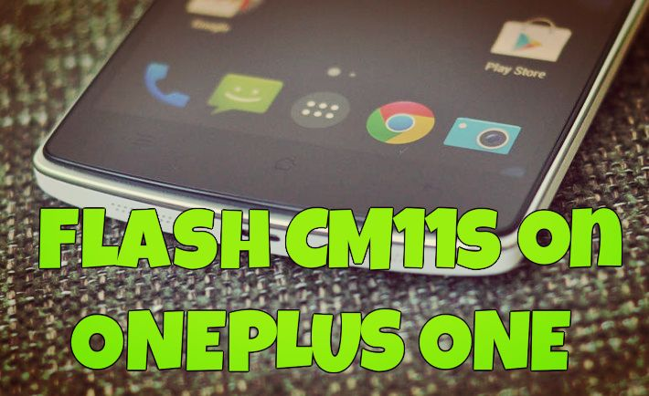 Flash CM11s