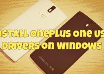 Install OnePlus One USB Drivers on Windows