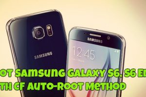 Root Samsung Galaxy S6, S6 Edge with CF Auto-Root Method