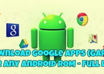 Download Google Apps