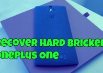 Recover Hard Bricked OnePlus One