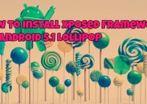 Xposed-framework-android-Lollipop