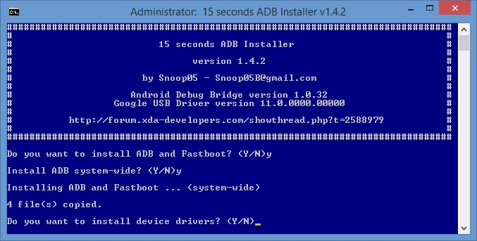 ADB-Installer