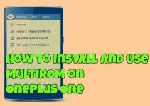 How to Install and Use MultiROM on Oneplus One