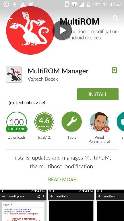 MultiROM-App