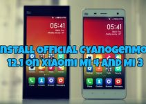 Install Official CyanogenMod 12.1 on Xiaomi Mi 4 and Mi 3