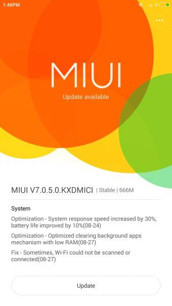 Update MIUI7