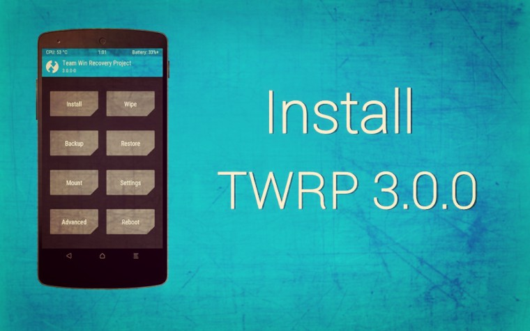 Install-TWRP-300