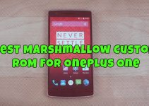 Best Marshmallow Custom ROM for OnePlus One