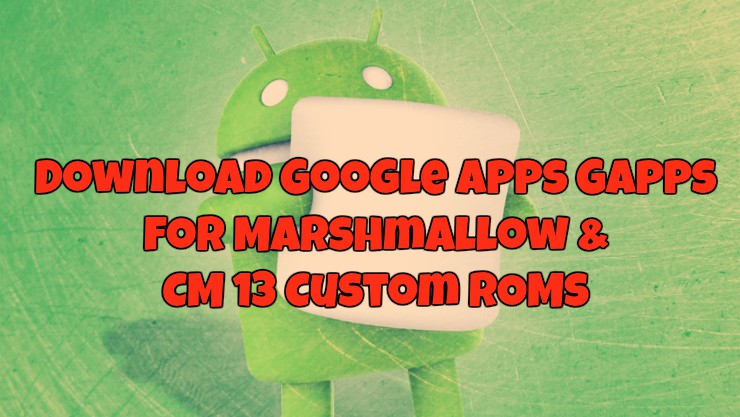 Download Google Apps Gapps