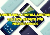 Install Nexus Android 6.0.1 OTA on Nexus Devices
