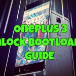 Oneplus 3 Unlock Bootloader