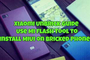 Xiaomi Unbrick