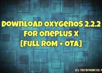 Download OxygenOS 2.2.2 For OnePlus X [Full ROM + OTA]