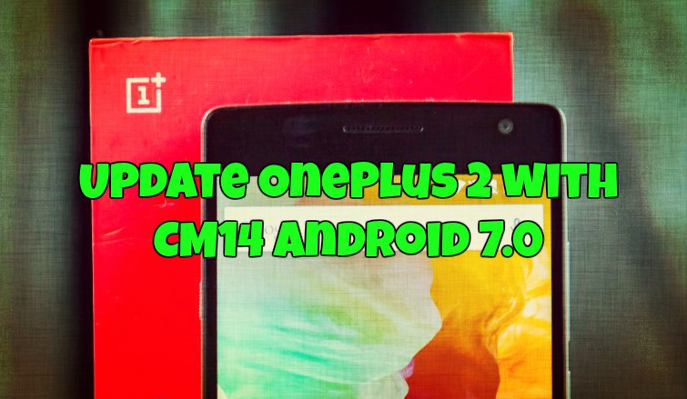 CM14 for OnePlus 2