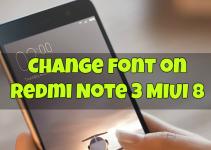 change-font-on-redmi-note-3-miui-8
