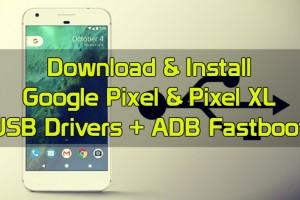 download-install-google-pixel-pixel-xl-usb-drivers