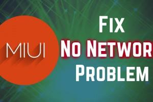 fix-no-netwrok-problem
