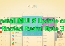 install-miui-8-update-on-rooted-redmi-note-3