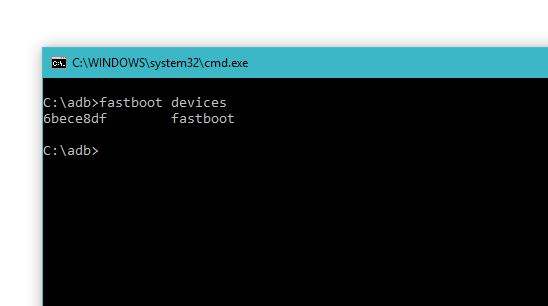 fastboot-devices