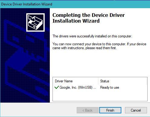 ADB-drivers-installed