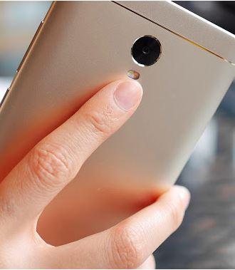 Use Fingerprint Sensor to take Selfies