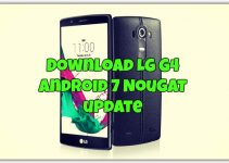 Download LG G4 Android 7 Nougat update