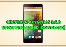 OnePlus 2 OxygenOS 3.6.0