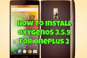 OxygenOS 3.5.9 for OnePlus 2
