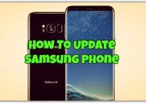 Update Samsung Phone