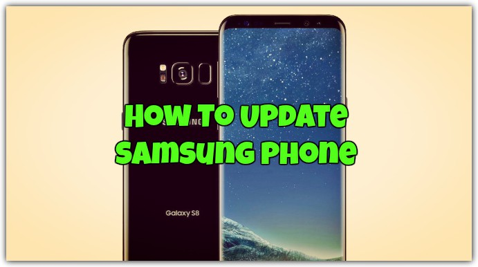 Update Samsung Phone